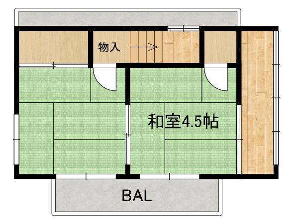 A image of 所沢市和ケ原中古一戸建