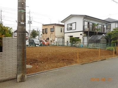 A image of 販売開始のお知らせ~狭山市中央4丁目~