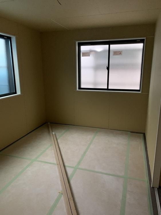 A image of 足立区舎人5丁目新築分譲住宅4棟