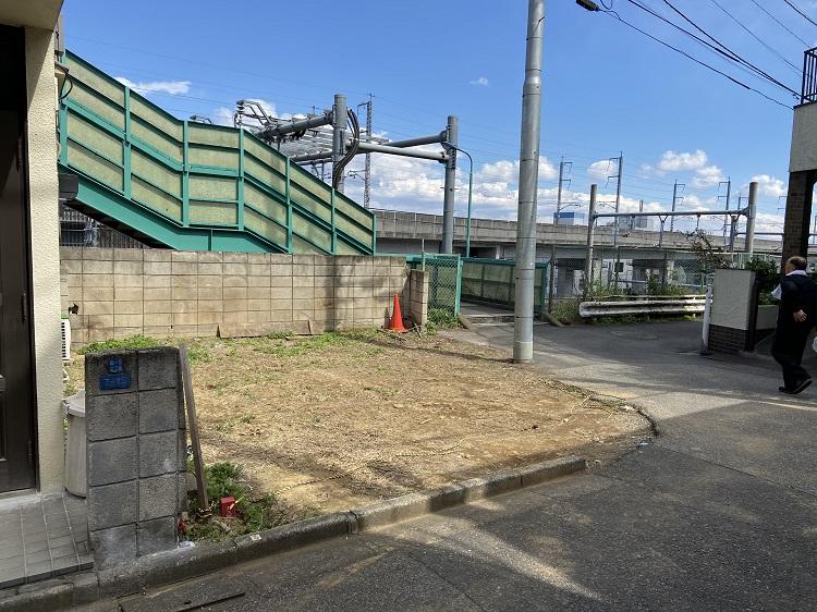 A image of 北区西ヶ原2丁目売地