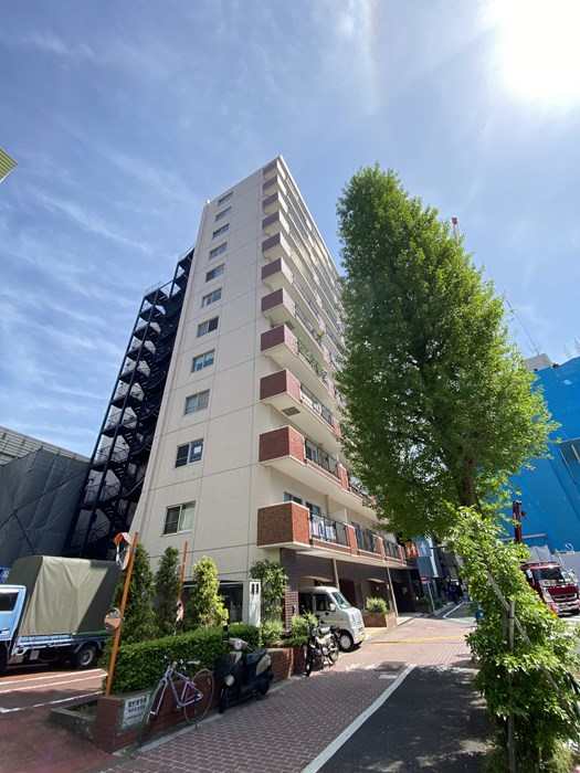 A image of 朝日南麻布マンション